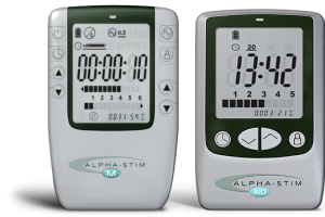 Alpha Stim CES Cranial Electrotherapy Stimulator Devices Aid and M Series